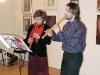 Vánoční koncert – Šímova síň Muzea umění Benešov  4.12.2010